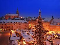 Frankfurt - kerstmarkt