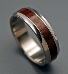 Knowing This | Titanium Rings | Minter + Richter