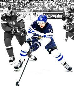 Alexander Barkov, team Finland