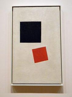 Kazimir Malevich, Painterly Realism of a Boy with a Knapsack