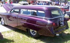1953 Ford 2 Door Ranch Wagon