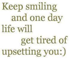 Keep Smiling...