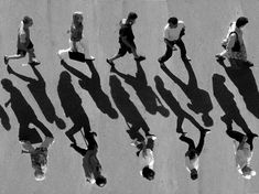Using a little Photoshop wizardry, Russian photographer Alexey Menschikov is able to conjure up all kinds of unusual and strange images loaded with repetition… Shadow Photography, Conceptual Photography, Film Photography, Creative Photography, Street Photography, Shadow Art, Shadow Play, Ombres Portées, André Kertesz