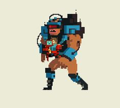 Gamasutra - Beneath the pixels: The art direction of Super Time Force