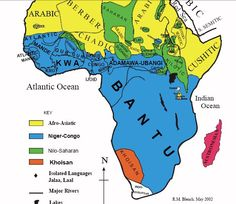 Ashkenazis are not the descendants of the Ancient Israelites - Page 2 Africa Map, West Africa, North Africa, African Great Lakes, Black Hebrew Israelites, African Tribes, African Empires, African Diaspora, Black History Facts