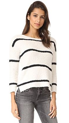 Women's Karin Soft Striped Pullover Sweater