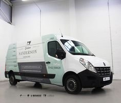 Harrogate based Graham Sanderson Interiors came to us looking for some vehicle branding for their Renault Master.  Using their website as reference and working closely with the client our design team were able to create this eye catching and contemporary design to mirror their brand.  #‎GrahamSanderson #‎Interiors #‎RenualtMaster #‎DigitalPrint #‎Branding #‎Advertising #‎Leeds #‎thevehiclewrappingcentre #‎vwc