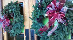 The Very Merry Holiday Fair Christmas Wreaths, December, Artisan, Merry, Holiday Decor, Home Decor, Holiday Burlap Wreath, Interior Design, Home Interior Design
