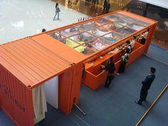 Container SA: 10 Lojas Containers para Motivar Empreendedores