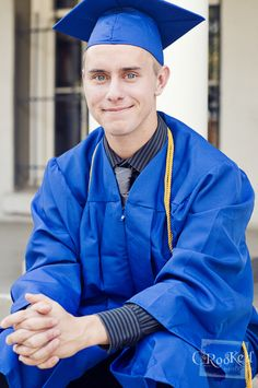 Senior Shoot ...Cap & Gown  Photo By www.crookedphotography.com