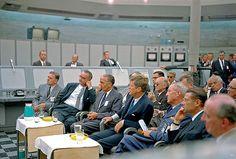 1962 ... JFK at Cape Canaveral