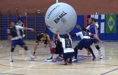 KIN-BALL® sport World Cup 2015