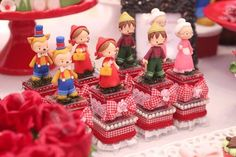 Red Riding Hood Party, Red Ridding Hood, Kawaii, Party Cakes, Decoration, Gingerbread, Alice, Birthday Cake, Biscuit