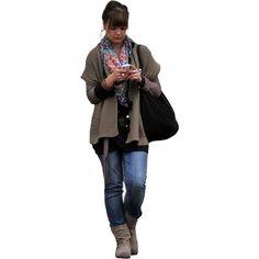 Woman Texting | Immediate Entourage