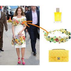 """Crochet Bracelets http://etsy.me/1mqy81z  """"Floral"""" by dearmissj on Polyvore"""