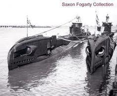 !945 English submarines