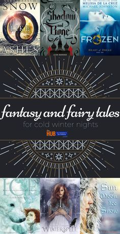 fantasy and fairy tales for cold winter nights