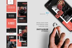 Healthcare podcast talk ig stories and post keynote template Instagram Design, Instagram Story, Instagram Feed, Company Presentation, Presentation Templates, Editing Pictures, Keynote Template, Special Guest, Parents