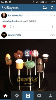 Cake Pops from CanVisEvents