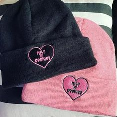 /%100 Pure Californian Custom Personalized Embroidery Embroidered Beanie