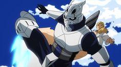 Tenya Iida and Ojirou Mashirao    Boku no Hero Academia