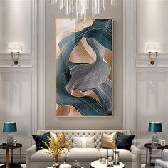 Green Canvas Art, Canvas Art Prints, Canvas Wall Art, Canvas Painting Designs, Big Canvas, Canvas Frame, Painting Prints, Bedroom Art, Living Room Bedroom