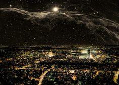 Stars. Stars everywhere.