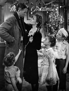 "movies-and-things: "" It's a Wonderful Life - 1946 """