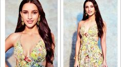Bulbbul girl Tripti Dimri cuts a stylish figure in a floral dress Indian Literature, Charles Dance, Floral Gown, Spaghetti Strap Dresses, Little Dresses, Buy Dress, Swing Dress, Spring Time, Black Stripes