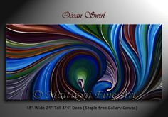 """Visit our internet site for additional details on """"abstract artists iii"""". It is a superb area to get more information. Best Abstract Paintings, Large Wall Paintings, Famous Abstract Artists, Art Paintings, Shape Art, Diy Canvas Art, Ocean Art, Painted Signs, Art Google"""