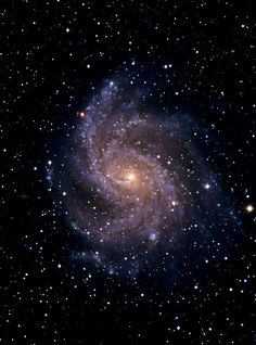 NGC 6946, The fireworks galaxy.
