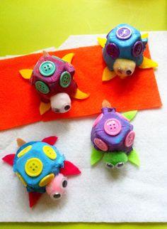 70 Creative sea animal crafts for kids (Ocean creatures