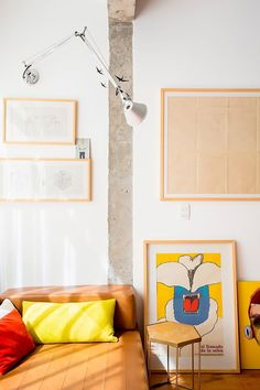As auteurs go, Wes Anderson is known for a whimsical use of color and style. See how to decorate like Wes Anderson.