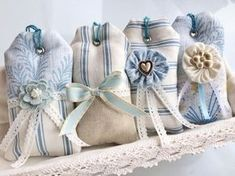 Laura Ashley Blog | MAKE and DO: GEMMA'S LAVENDER SACHETS | http://www.lauraashley.com/blog