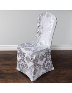 black glitter chair covers revolving shop near me stretch cover wedding pinterest banquet and