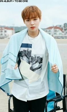 Wanna One - Park Jihoon