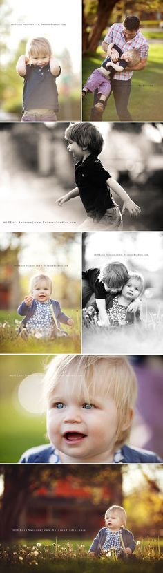 Great child and family photography
