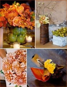 burnt orange wedding bouquets Archives - The Wedding Specialists