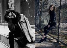 Sasha Kichigina - the Fashion Spot