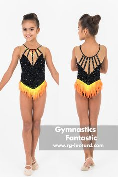 An expressive, passionate leotard for rhythmic gymnastics, which will convey the emotionality and energy of the performance. Lace fabric, bright colored elements, graceful black stripes adorn the suit. Price from 129$ Black N Yellow, Black Stripes, Rhythmic Gymnastics Leotards, Lace Fabric, Competition, Bright, Suits, Stuff To Buy, Shopping