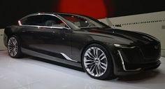 Cadillac Escala-Konzept ist ein Sharp Dressed Luxo-Barge Cadillac Cadillac Concepts Concepts Galleries LA Auto Show Top 5