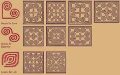 Hmong pattern
