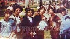 Peace Treaty in Pilsen 1977 Almighty Ambrose, Kool gang, Insane Latin Brothers, Bishops, and Latin Counts