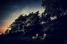 """""""""""Table for Two"""" #PicsByRicks #landscape #beautiful #astrophotography #night #photography #pictures #camera #amazing #canon #nightphoto #outside #lowlight…"""""""