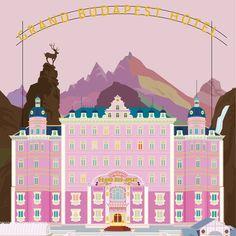 그랜드 부다페스트 호텔 _ The Grand Budapest Hotel