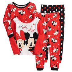 Minnie Mouse Bedding, Mickey Minnie Mouse, Disney Mickey, Disney Pajamas, Boys Pajamas, Toddler Boy Outfits, Toddler Boys, Cute Toddlers, Girls 4