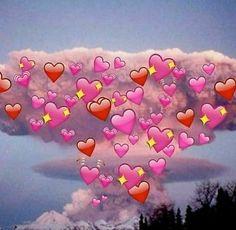 my heart when you smile Cartoon Memes, Funny Memes, Ichigo E Rukia, Heart Meme, Heart Emoji, Cute Love Memes, Crush Memes, Emoji Wallpaper, Mood Pics