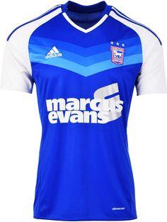 Adidas divulga as novas camisas do Ipswich Town - Show de Camisas