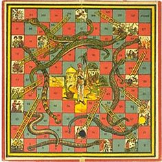 open center game board