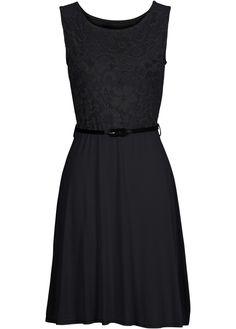 By Alina Damen Kleid Minikleid Edles Partykleid Bodycon-Kleid BH Spitze XS S M